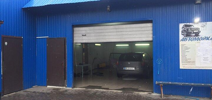 Полная химчистка салона легкового автомобиля или внедорожника в автосервисе «KD-Cervice»