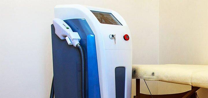 До 10 сеансов лазерной SHR-эпиляции в салоне красоты «ElosBar»