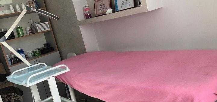 До 3 сеансов карбокситерапии «DEMAX» лица, шеи и декольте в салоне красоты «Beauty Time»