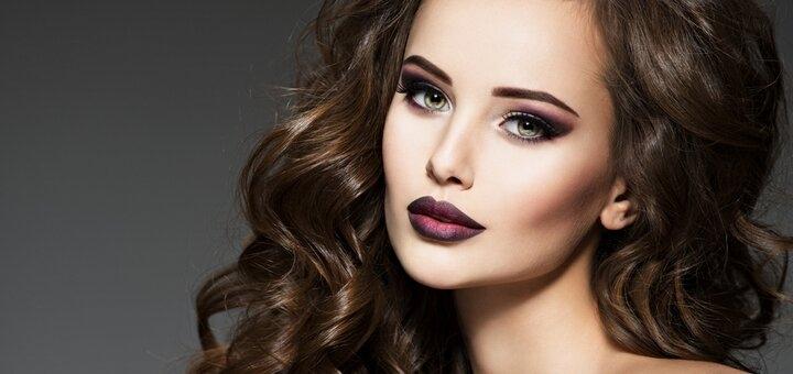 Чистка лица с карбокситерапией «DEMAX» в салоне красоты «Beauty Time»