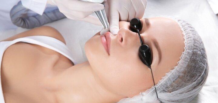 Лазерное удаление татуажа бровей или губ в студии косметологии «Esthetic Beauty studio»