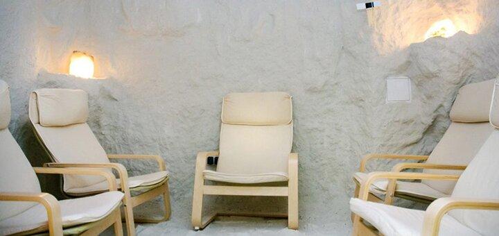 До 10 посещений соляной комнаты для школьников в комплексе «Соляная пещера на Оболони»