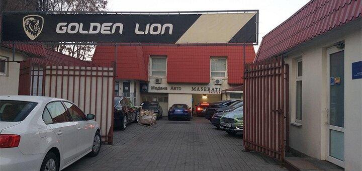 Диагностика автомобиля в автосервисе «Golden Lion»