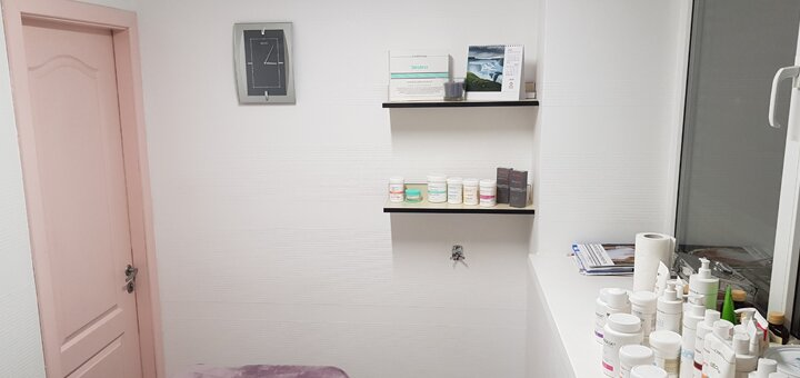 Комбинированная чистка лица в салоне «Vual' cosmetology»