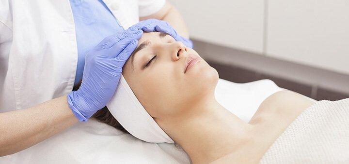 До 5 сеансов неинвазивной мезотерапии лица и шеи в салоне «Vual' cosmetology»