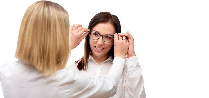 Диагностика зрения для взрослых и детей с выпиской рецепта в медицинском центре «Чудовий зір»