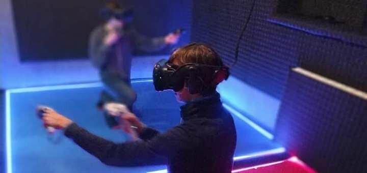 Знижка 30% на всі VR квест-кімнати у будній день в центрі розваг «VR Port»