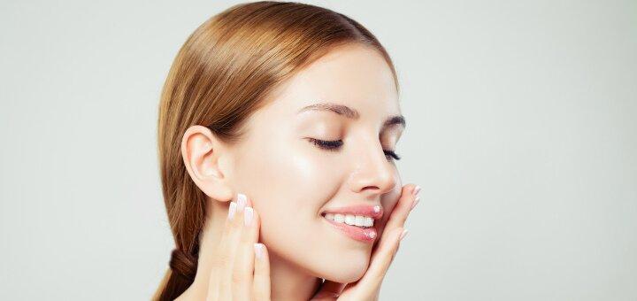 До 5 сеансов карбокситерапии лица в салоне красоты «Clips Cosmetology»