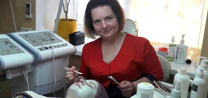 Ламинирование, окрашивание, завивка и реконструкция ресниц от косметолога Евгении Козюры