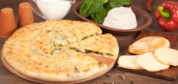 Скидка 40% на меню кухни от службы доставки «Майстерня пирогів»