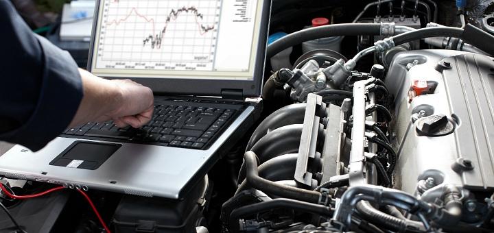 Компьютерная диагностика автомобиля в СТО «Classic avto 100»