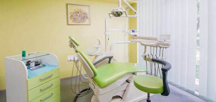 Установка фотополимерных пломб, лечение глубокого кариеса в клинике «Implant Start»