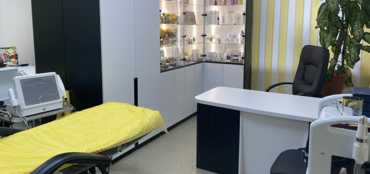 До 3 сеансов ультразвуковой чистки лица в центре современной косметологии «Lazerepil»