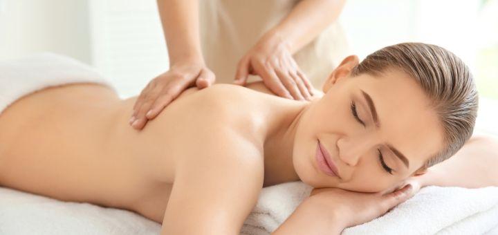 Подарочный сертификат на массаж спины или общий массаж тела в студии «Beauty house»