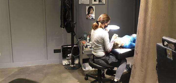 Ламинирование, реконструкция и окрашивание бровей в «Beauty Studio & Nail Bar express»