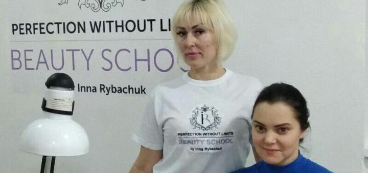 До 10 занятий по обучению массажу в школе красоты «Beauty.school.IR»