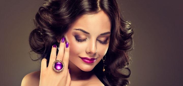 Скидка 50% на макияж и укладку от косметолога Марины Максимовой