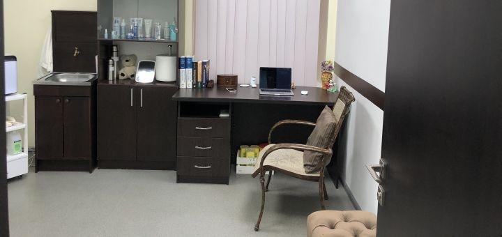 Лазерное удаление сосудов в клинике «Sahara»