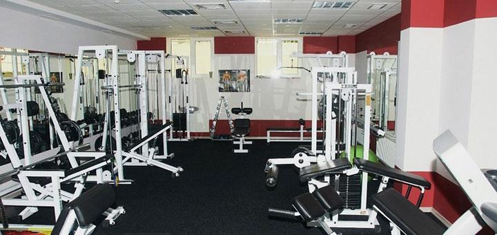 До 6 месяцев безлимитного посещения тренажерного зала в фитнес клубе «Доминанта»