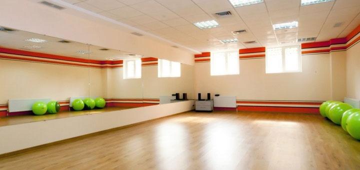 До 6 месяцев посещения всех групповых занятий в фитнес клубе «Доминанта»