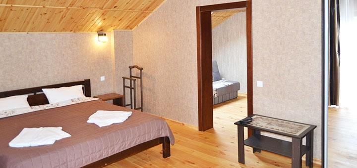 От 3 дней отдыха с завтраками и пакетом услуг в отеле «Беловодье» в Закарпатье