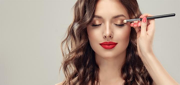 Скидка до 60% на экспресс-курс «Макияж для себя» от косметолога Марины Максимовой