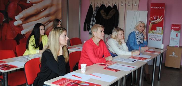Курс обучения «Швейцарский необрезной SPA-маникюр» от учебно-методического центра «Амарилис»