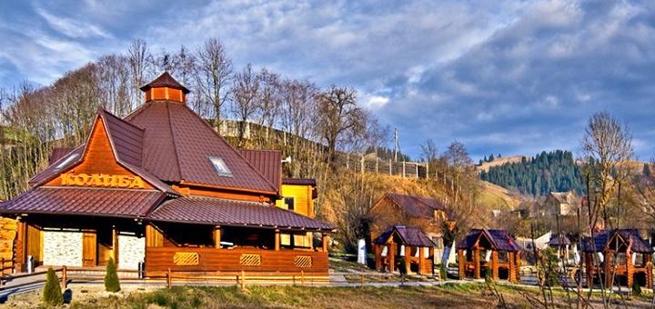 От 3 дней отдыха в отеле «Staryj Kosiv» в Карпатах
