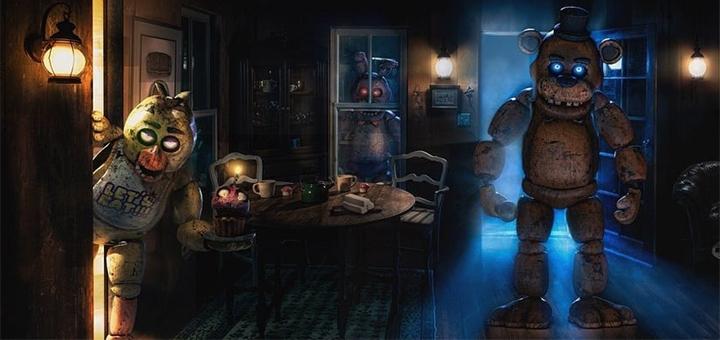 Посещение квест-комнаты «Пять ночей у Фредди» от сети квест-комнат «quest.od.ua»
