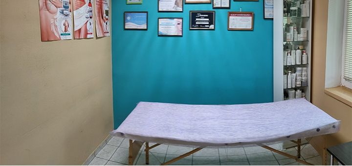 До 5 сеансов антицеллюлитного массажа живота от сервиса медицинских услуг «Pologi»