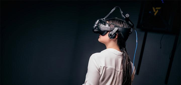 Скидка 50% на 1 час игры в VR в клубе виртуальной реальности «Vrata»