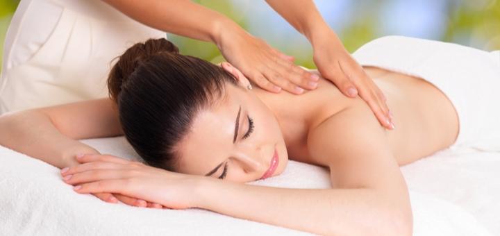 До 2 сеансов массажа шейно-воротниковой зоны, головы или стоп в студии массажа «Body»