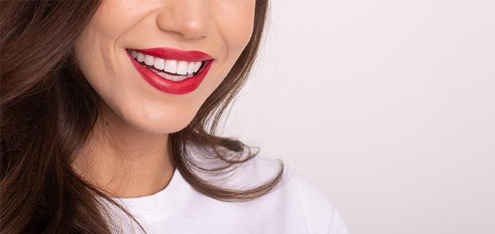 Ультразвуковая чистка с Air-Flow и фторирование зубов в стоматологической клинике «Посмішка 32»