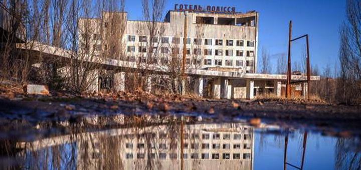 Однодневный тур в Чернобыльскую зону отчуждения от агентства «Chernobyl Sphera Tours»