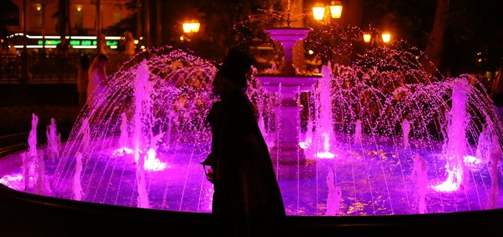 Ночная интерактивная экскурсия по центру Одессы «Farolero»
