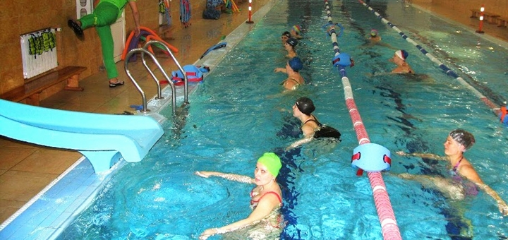 До 16 посещений бассейна в спортивном комплексе «Сырец»