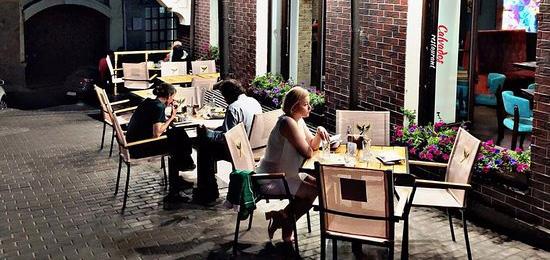 Скидка 40% на меню кухни в ресторане европейской кухни «Calvados»