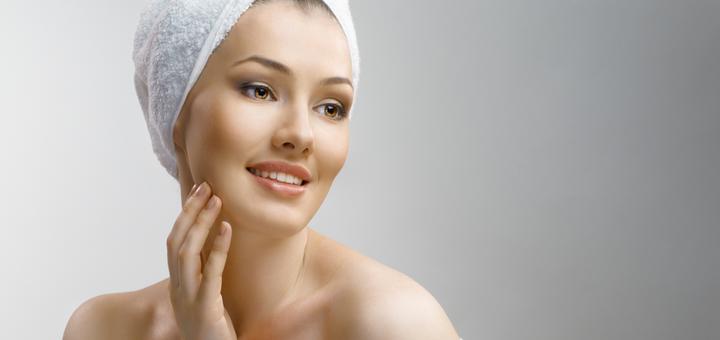 Комплексная чистка лица в косметологическом кабинете Инны Бойко