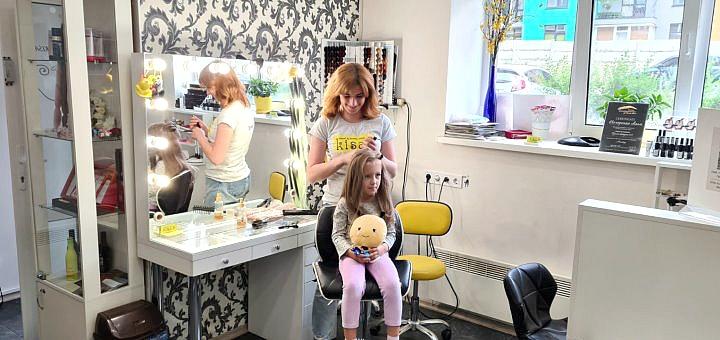 Мастер-класс «Цветные косы с канекалоном» от school & beauty salon «Kisa»
