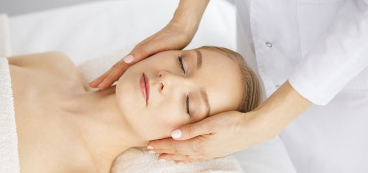 Скидка до 54% на моделирующий акупунктурный массаж в салоне красоты «Вдохновение»