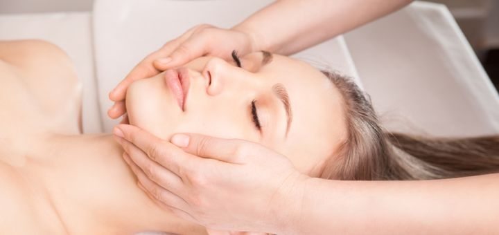 До 7 сеансов лимфодренажного массажа лица в студии массажа «Аэридес»