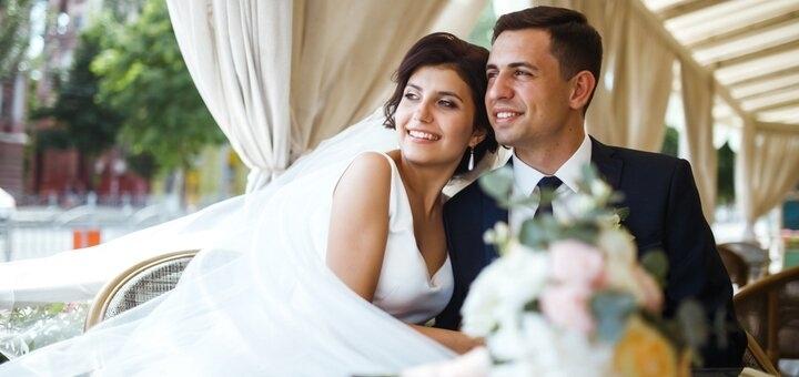 Свадебная видео- и фотосъемка от профессионального фотографа Лики Ивановой