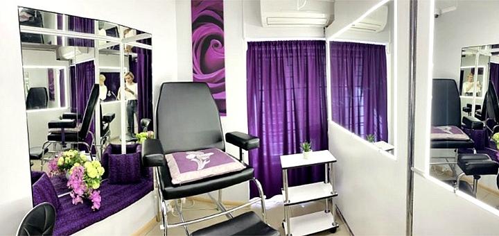 Дневной или вечерний макияж с укладкой волос в студии красоты «Hi, beauty!»