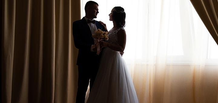 Свадебная фотосессия от профессионального фотографа Гриниченко Олега
