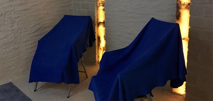 Скидка 50% на посещения соляной комнаты в спортивном комплексе «Дельта»