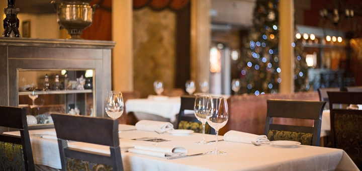 От 2 дней с завтраками и романтическим ужином в ресторане в комплексе «Вилла Вита» под Киевом