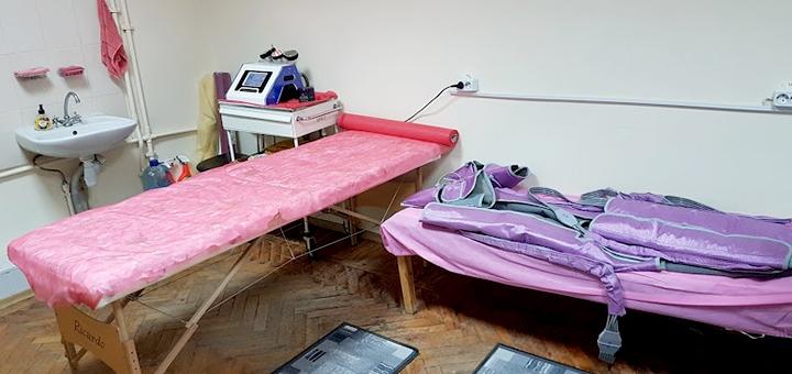 До 5 сеансов массажа с ИК-сауной в SPA-студии  «Кабинет коррекции фигуры»