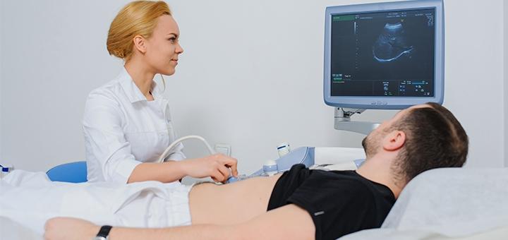 Комплексное ультразвуковое обследование в медицинском центре «МедСервис»
