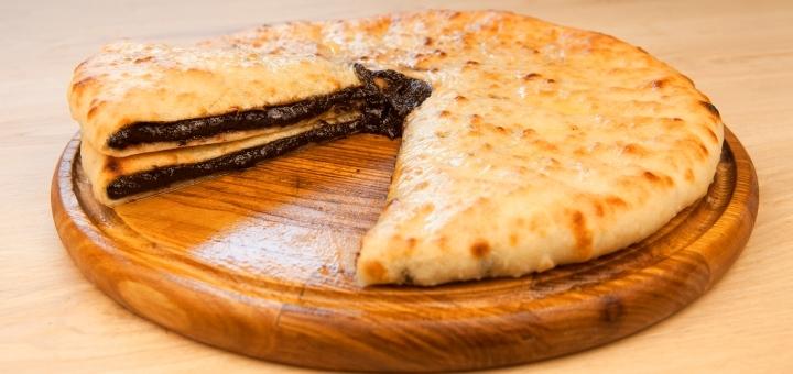 Скидка 40% на пироги от службы доставки «The Pie»