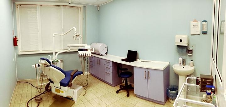 Лечение кариеса с установкой фотополимерной пломбы в стоматологии «Alex Dental»